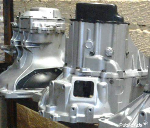 Kia 2.7 5spd Gearbox For Sale