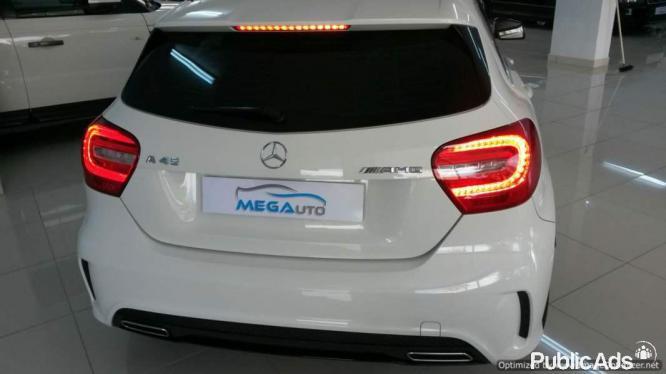 Mercedes-Benz A-Class AMG A45 4Matic