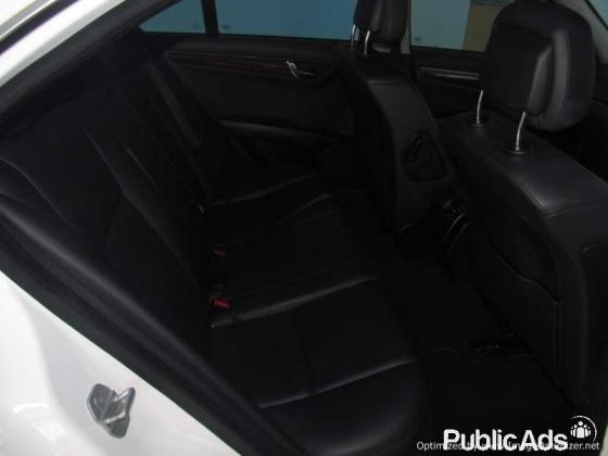 Mercedes-Benz C-Class C200k Classic A/t