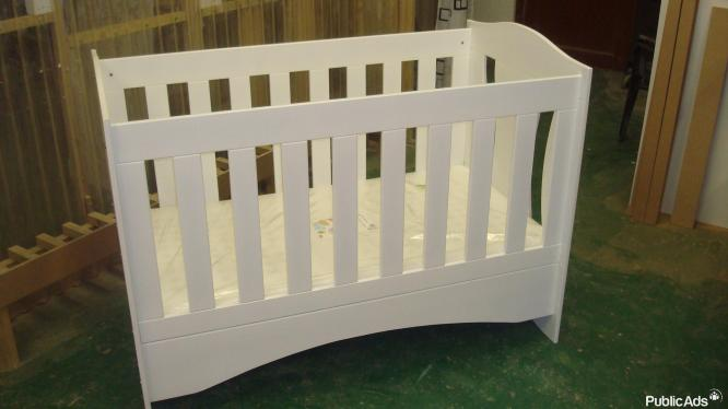 New baby cots direct from supplier - Save buy direct