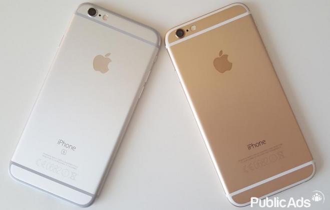New Iphones 6s 16GB in Sandton, Gauteng