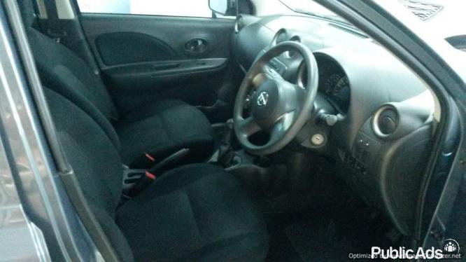 Nissan Micra 1.2 Acenta 5dr (d83)