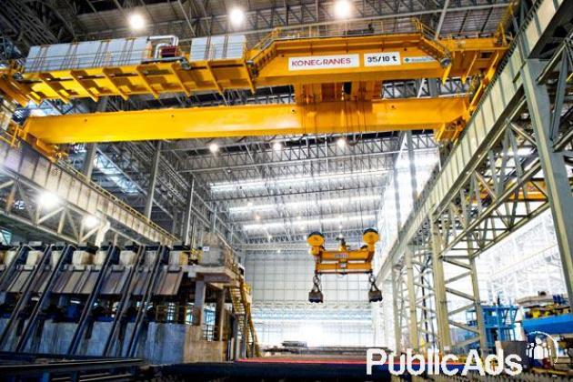 Over Head Crane Training