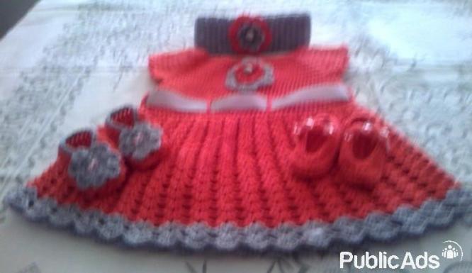 Peggy's Crochet Babysets