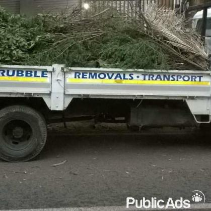 rubble removals and transportation