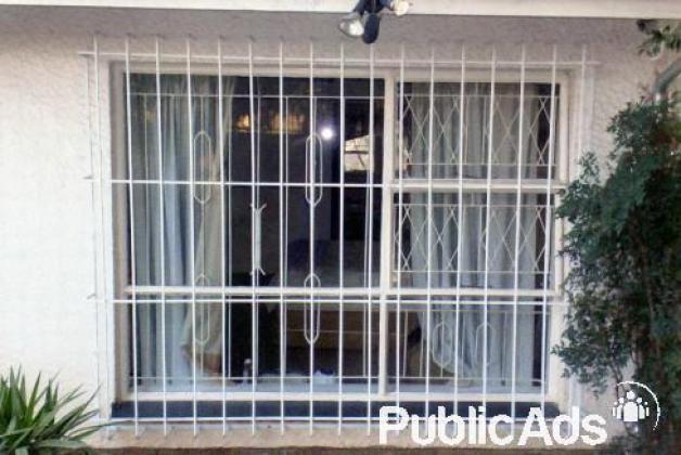 Manufacturing of Burglar proofing, security gates