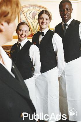 waitress and Bar man needed immediately