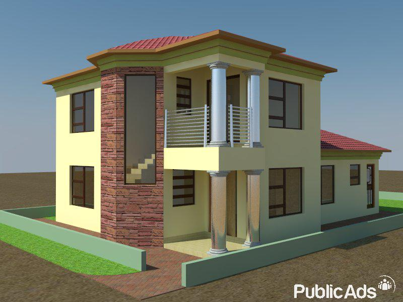 Building house plans and landscape designs soweto for Home design za