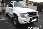 2003 Toyota Hilux Double Cab 2x4