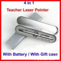 4 in 1 laser pen in case