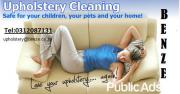 Benze Upholstery & Carpet Cleaning Services
