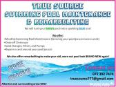 Pool and Jacuzzi Services