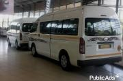New Toyota Quantum Sesfikile : Back To School Special