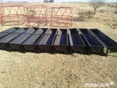 Water troughs & feeders for sale