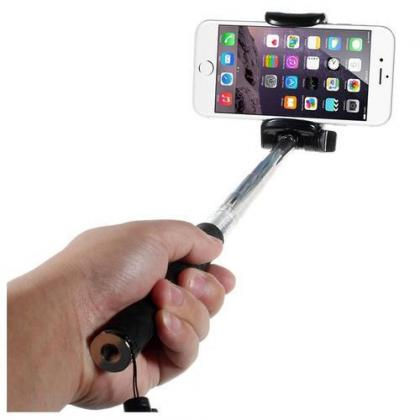 Selfie Sticks Monopod Extendable 100cm