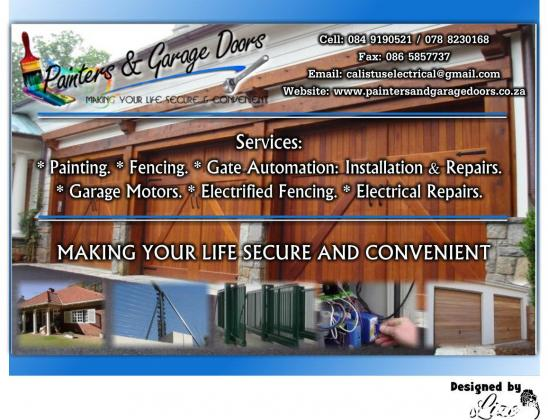 All building Alterations and Handyman services