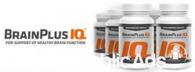 Brain Plus Iq Pills