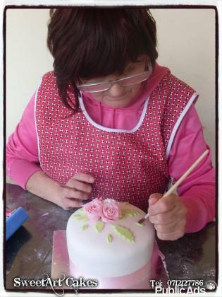 Cake decorating classes in Bloemfontein, Free State