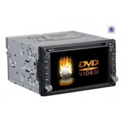 Car dvd GPS 2 din universal suitable for Nissan
