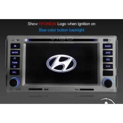 Car DVD GPS for Hyundai Santa Fe