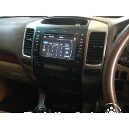Car DVD GPS for Toyota Prado