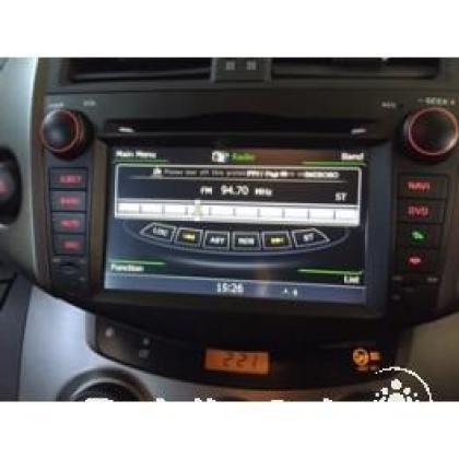 Car DVD GPS for Toyota Rav4