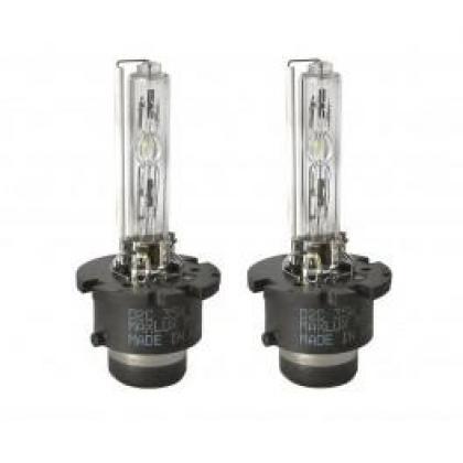 D2S Xenon Bulbs 6000K - 2 x piece