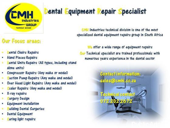 Dental Equipment Repairs Group