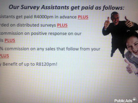 Earn a Income Taking Online Surveys
