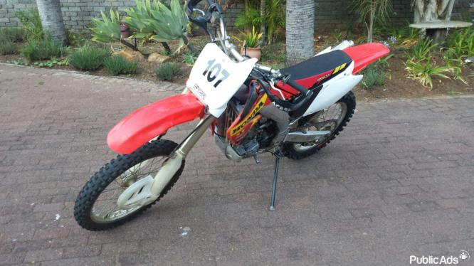 2003 HONDA CRF450 FOR SALE