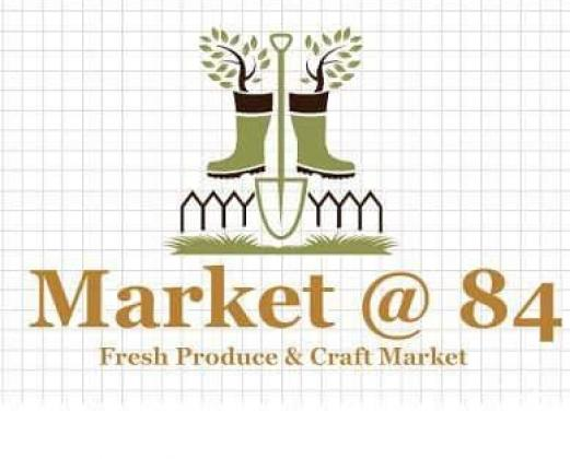 Fresh produce organically grown - Market 84