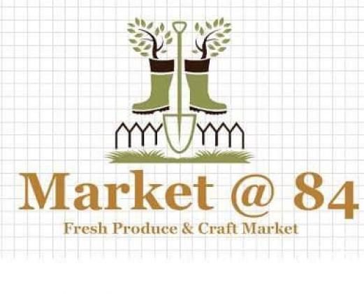 Fresh produce organically grown - Market 84