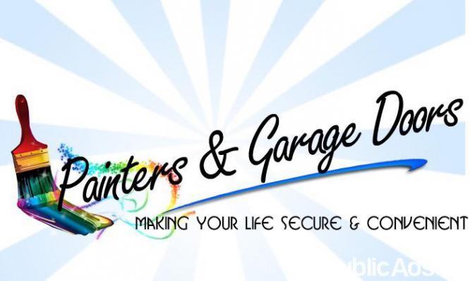Painters & Garage doors 24/7 Handyman services