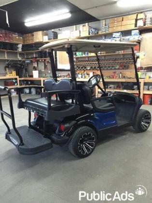 Prestine Golf carts