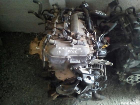 Replacement Parts, Engines & Gearboxes