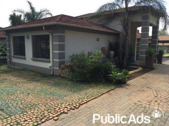 Spacious 4 Bedroom house for sale