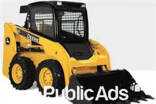 Forklift starker training machinery courses