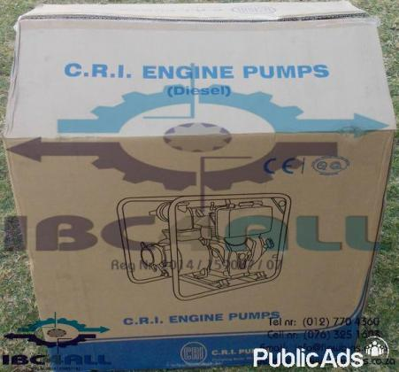 Diesel Engine Pump – END OF RANGE  LIMITED STOCK AVAILABLE
