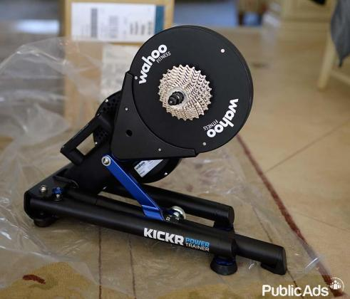 Wahoo Kickr Power Trainer For Sale