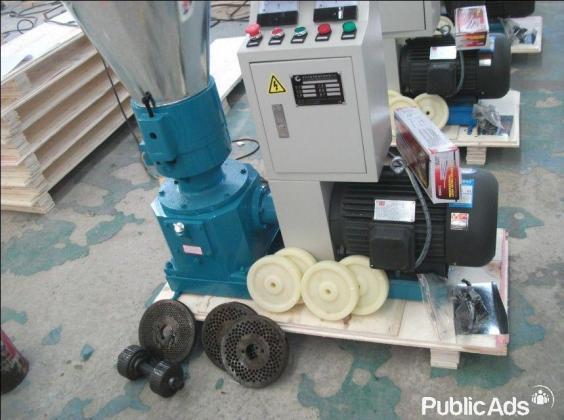 Wood and food Pellet machine