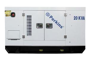 perkins silent 20kva diesel generator