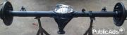 Mercedes Sprinter Single Wheel Diff For Sale