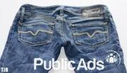 ORIGINAL Jeans and T-Shirts for sale