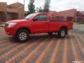 Toyota hilux 2.5 d4d 2012 SRX