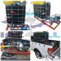 1000l Litre Waste / Sewerage Water Pump, Store & Transport / Honey Sucker-1000lt tank/tenk