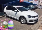 Volkswagen Golf VII 1.4 Tsi Comfortline DSG White
