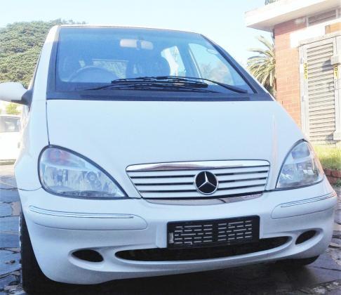 2002 Mercedes-Benz A160 ELEGANCE
