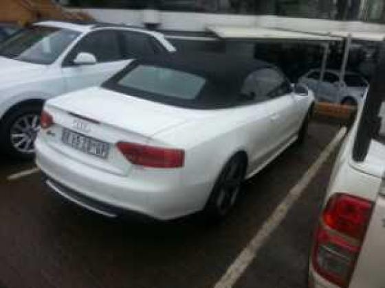 2011 Audi S5 Quattro Cabriolet