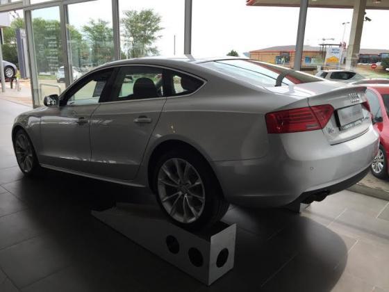 2012 Audi A5 2.0Tdi Sportback Multitronic
