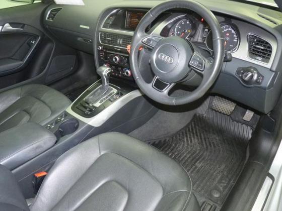 2012 Audi A5 2.0Tfsi Quattro Cab S-Tronic
